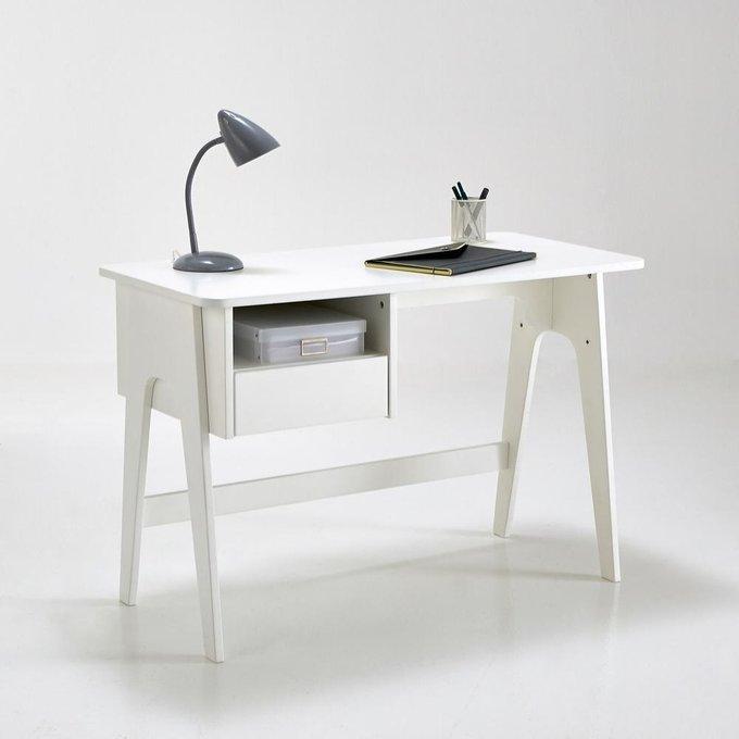 Письменный стол Adil белого цвета
