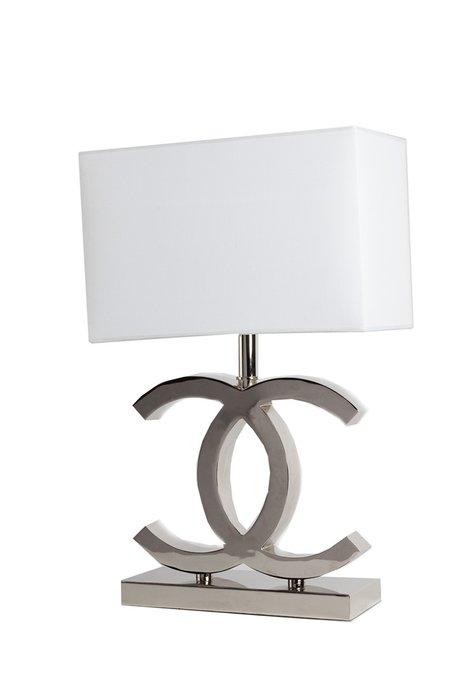 Настольная лампа Coco Blanc