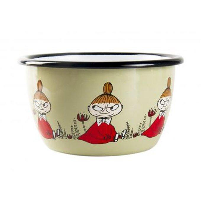 Пиала Moomin Friends Little My из стали