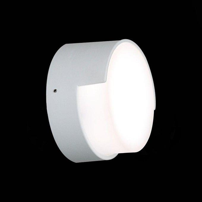 Уличный настенный светодиодный светильник ST Luce Linata