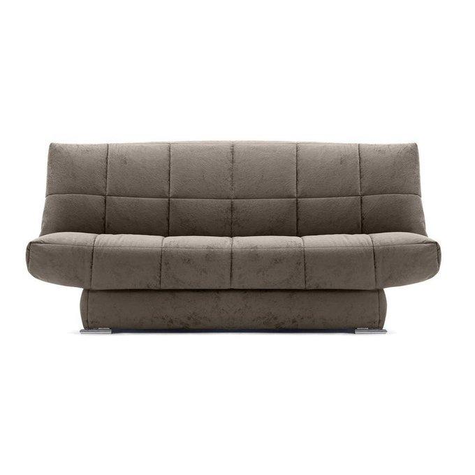 Диван-кровать Арбат  Beauty коричневого цвета