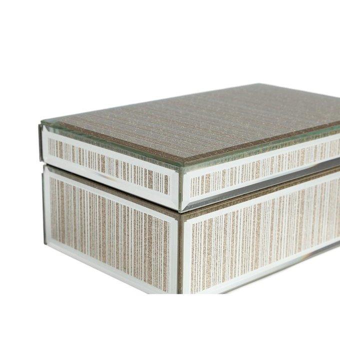 Декоративная коробка Antiqued