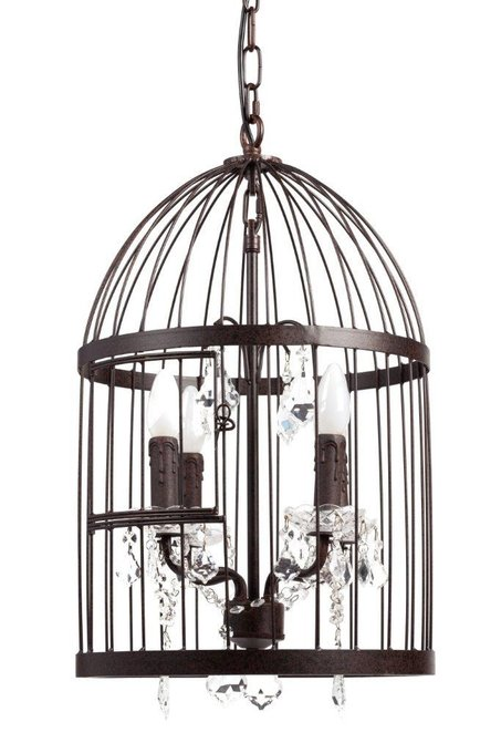 Люстра Vintage Birdcage Vol.III