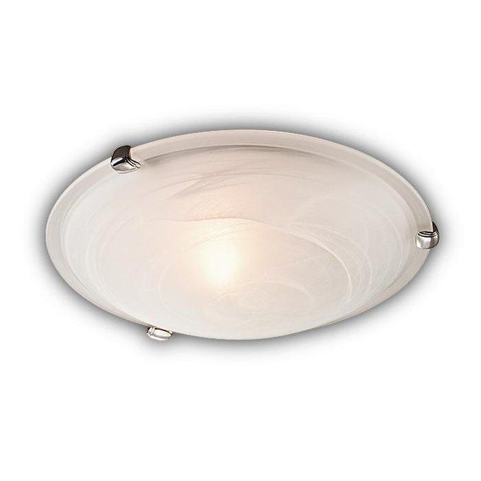 Потолочный светильник Duna с плафоном из стекла