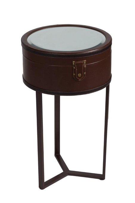 Придиванный круглый столик  Lucero Grande