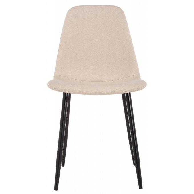 Обеденный стул Lilu светло-бежевого цвета