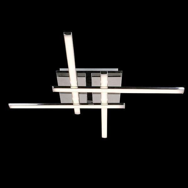 Потолочный светодиодный светильник из металла