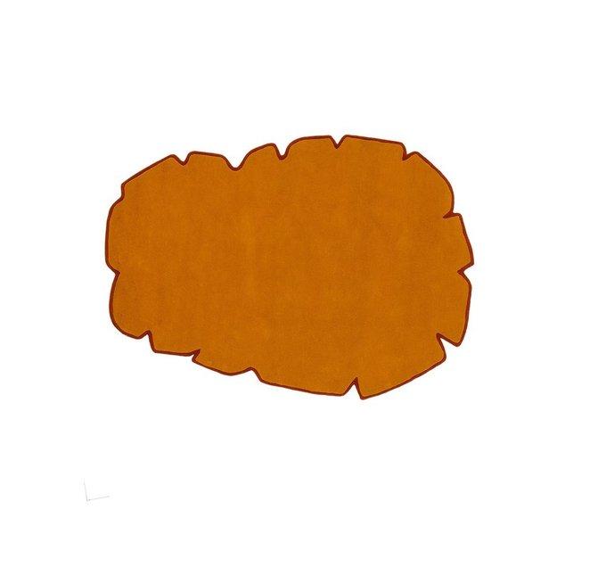 Ковер Cloud оранжевого цвета 70х140
