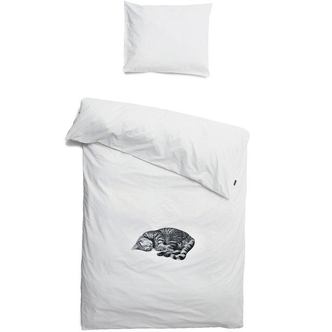 """Комплект постельного белья """"Кошка Ollie"""" 150х200"""
