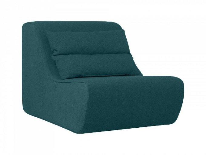 Кресло Neya синего цвета