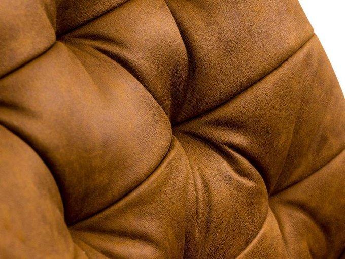 Стул обеденный Vincent коричневого цвета