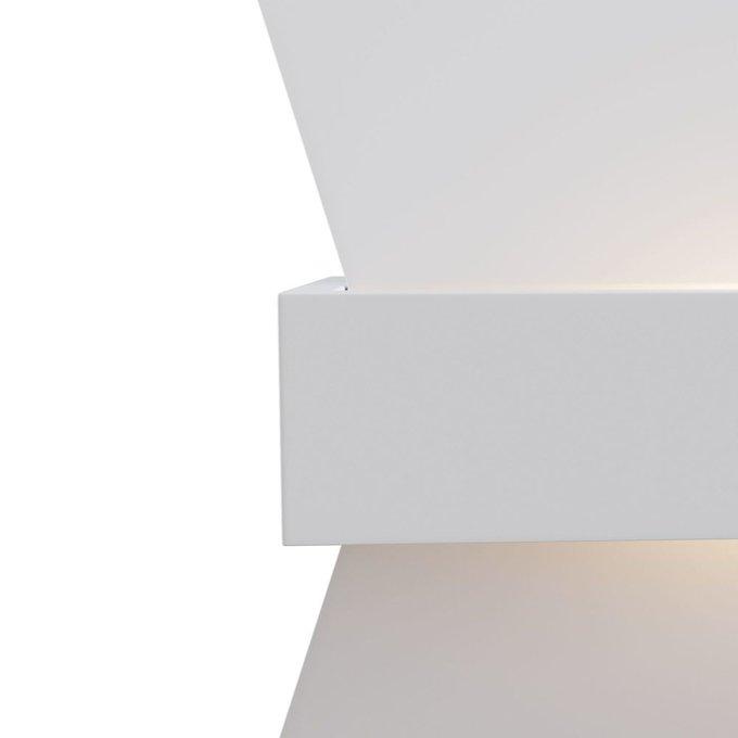 Настенный светильник Trame белый