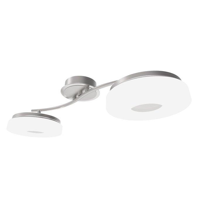 Потолочная светодиодная люстра с пультом ДУ IDLamp Frittelle