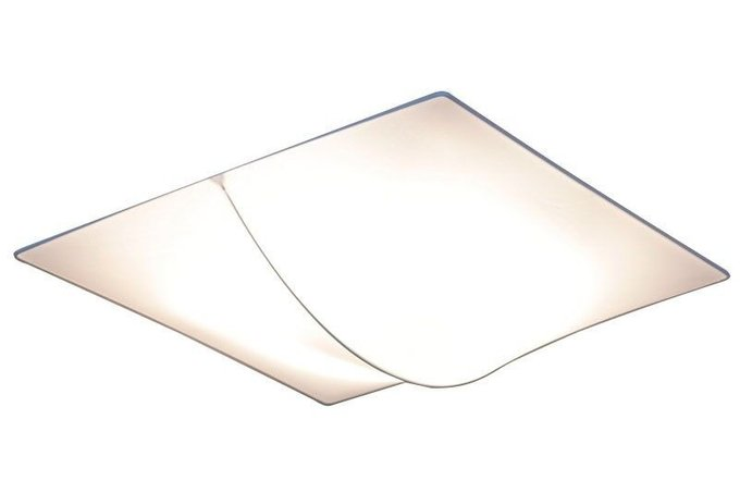 Потолочный светильник Hill белого цвета