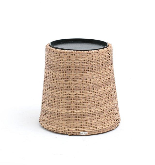 Столик кофейный с подносом и ящиком Tama