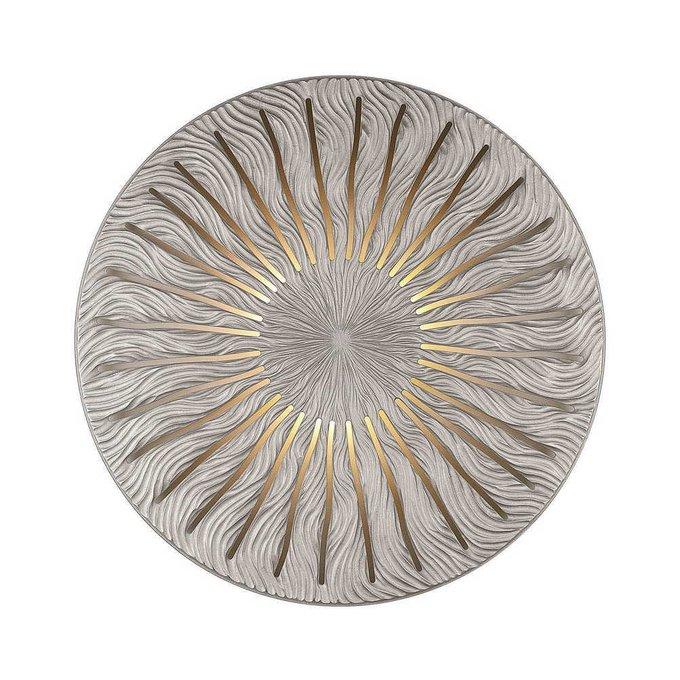 Настенный декор INCIPIENT silver