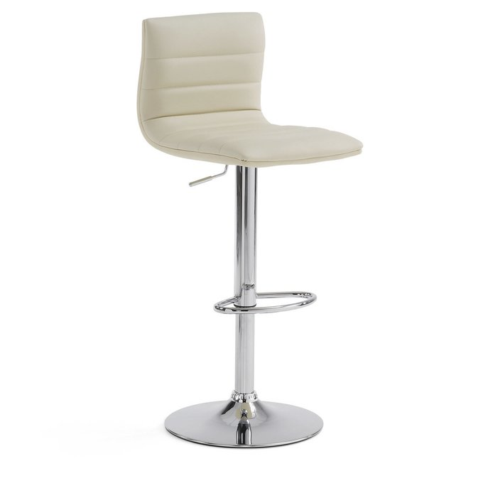 Барный стул Danae жемчужного цвета