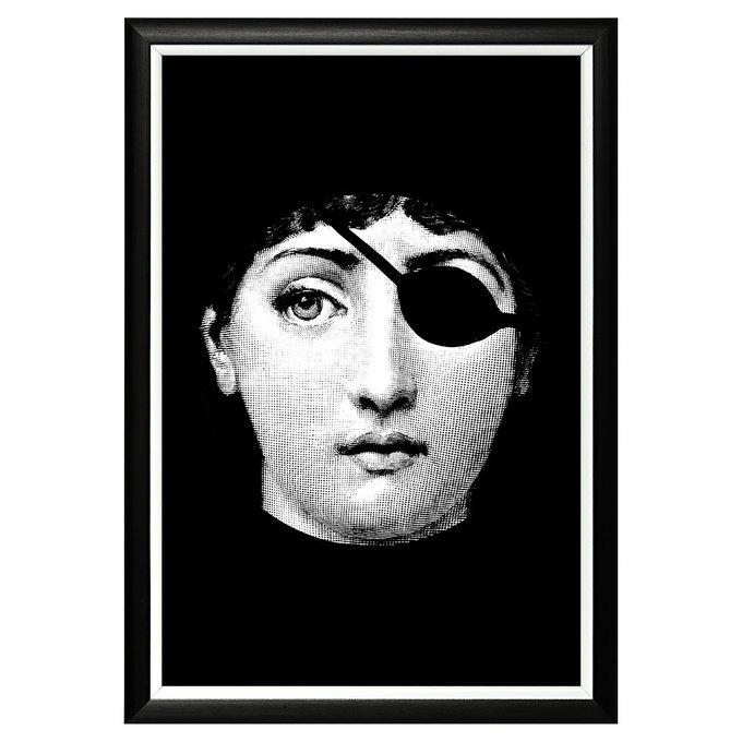 Арт-постер Лина версии Маскарад