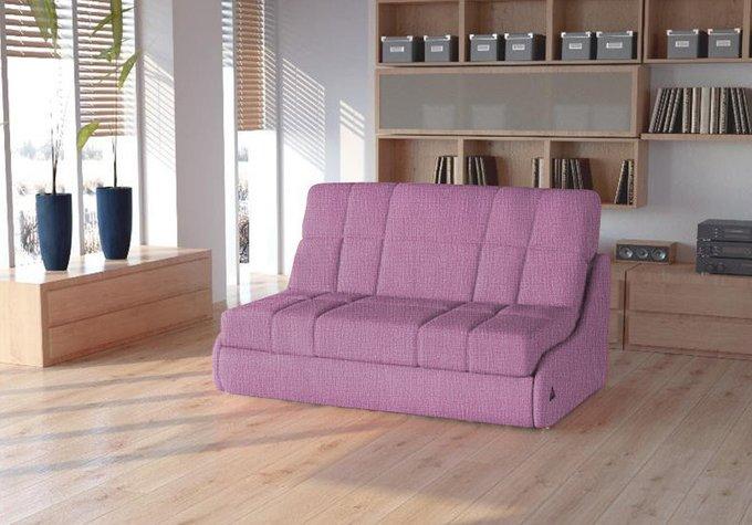 Диван-кровать Шарлот M темно-розового цвета