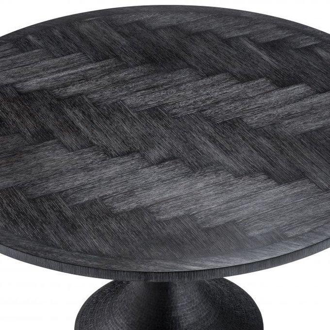 Обеденный стол Melchior черного цвета