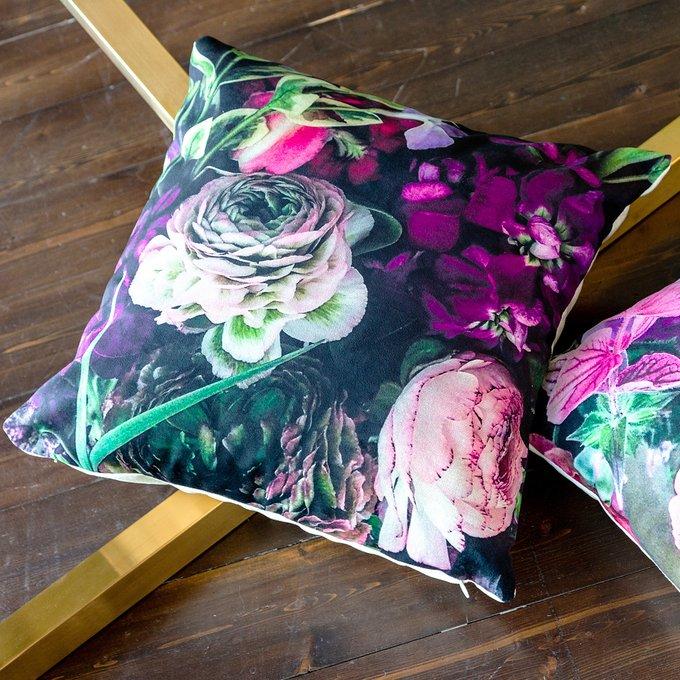Декоративная подушка Sweet Lilac с чехлом