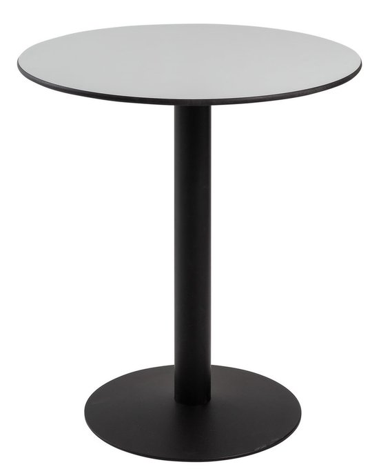 Обеденный стол Классик Ultra Thin с белой столешницей