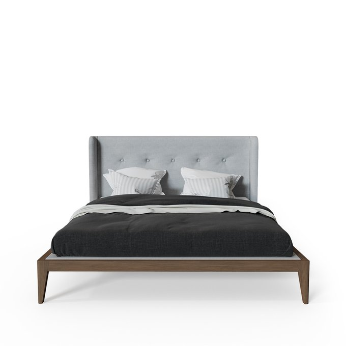 Кровать Fly soft new из натуральных материалов 180Х200