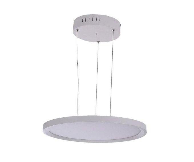 Подвесной светодиодный светильник Парете белого цвета