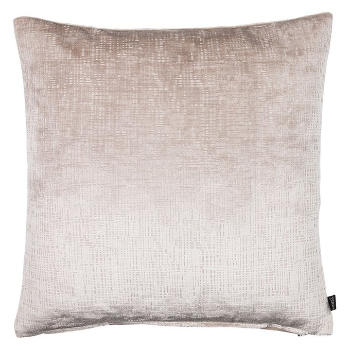 Декоративная подушка Genevia розового цвета