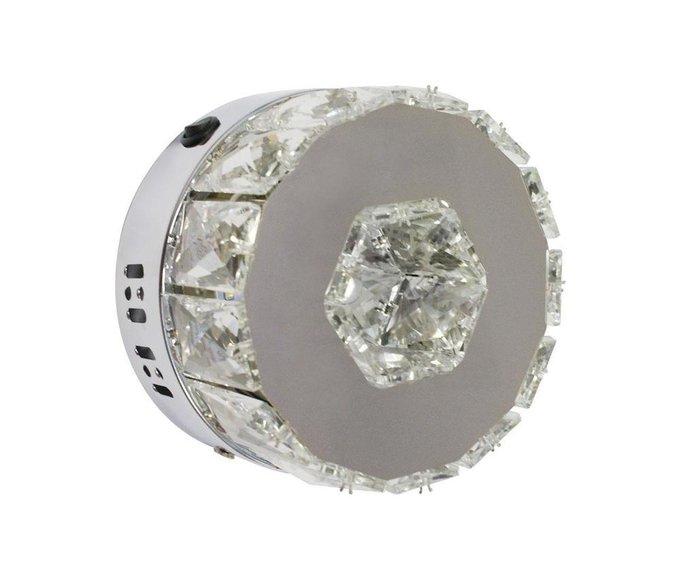 Настенный светодиодный светильник Тор-Кристалл
