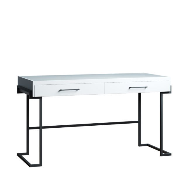 Консольный стол Diona 120х45 белого цвета