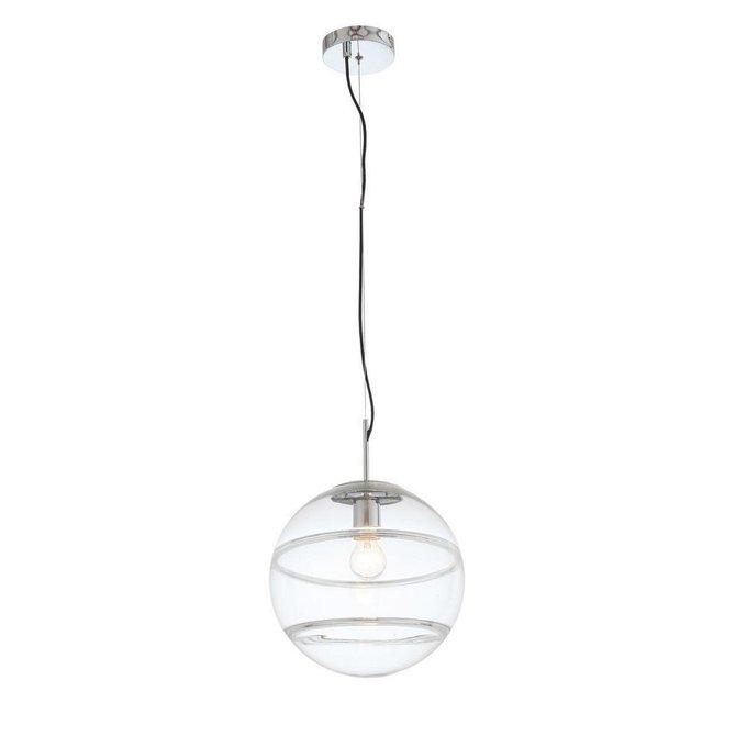 Подвесной светильник Pallina с плафоном из стекла