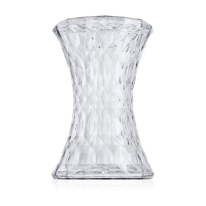 Табурет Stone прозрачный