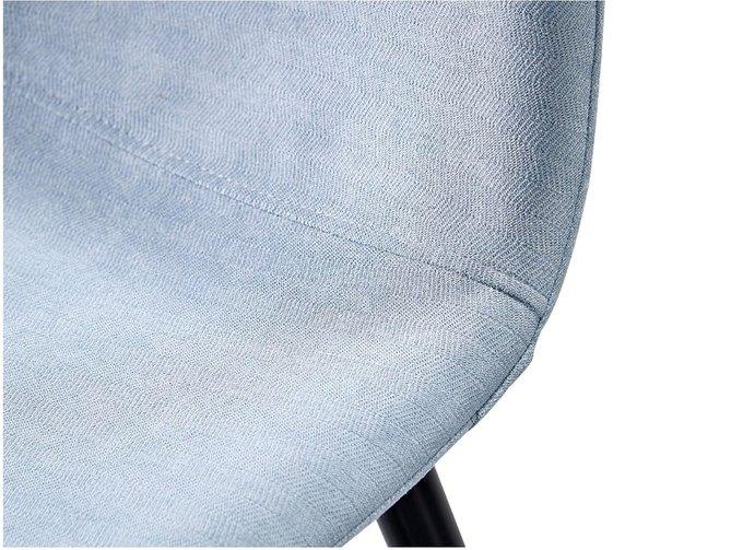 Барный стул Cowboy blue/black голубого цвета