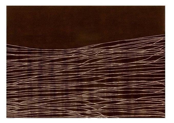 Ковер Straw из вискозы и шерсти 200x300