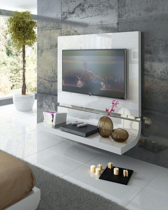 Модуль TV Granada белого цвета