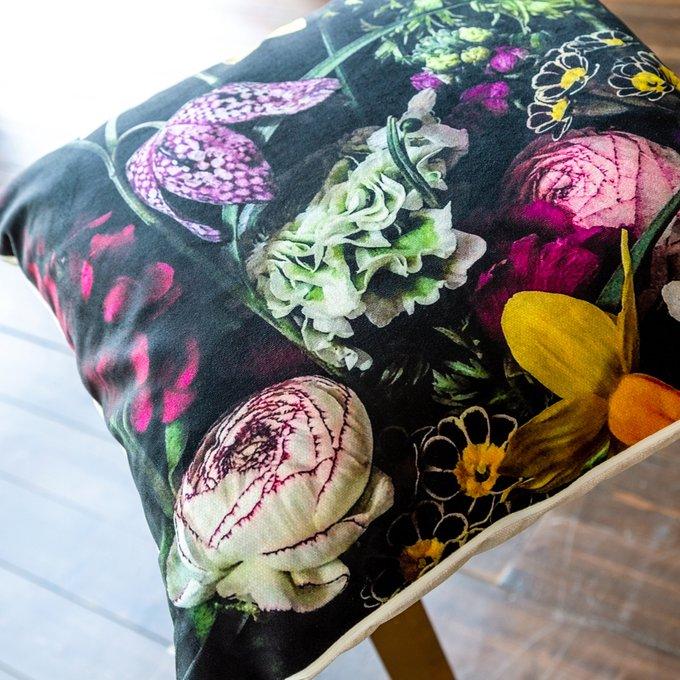Декоративная подушка Seashell Pink с чехлом