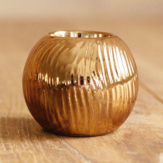 Подсвечник Gold Sphere