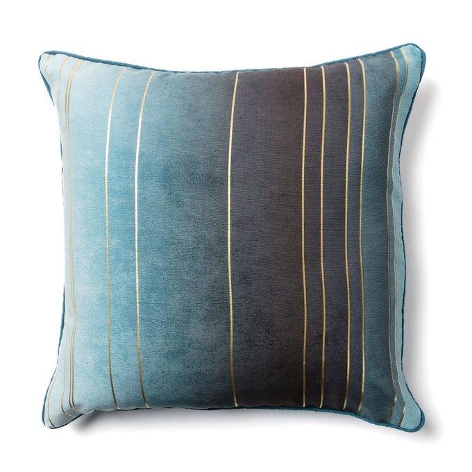 Чехол для подушки Anuka из бархатной ткани 45x45