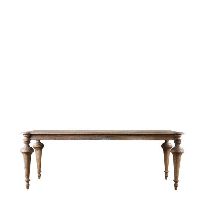 Обеденный стол Old Milton на резных ножках