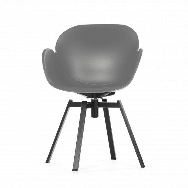 Кресло Rezeda серого цвета