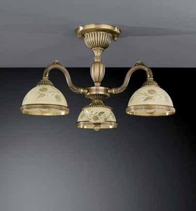 Потолочная люстра Reccagni Angelo в классическом стиле