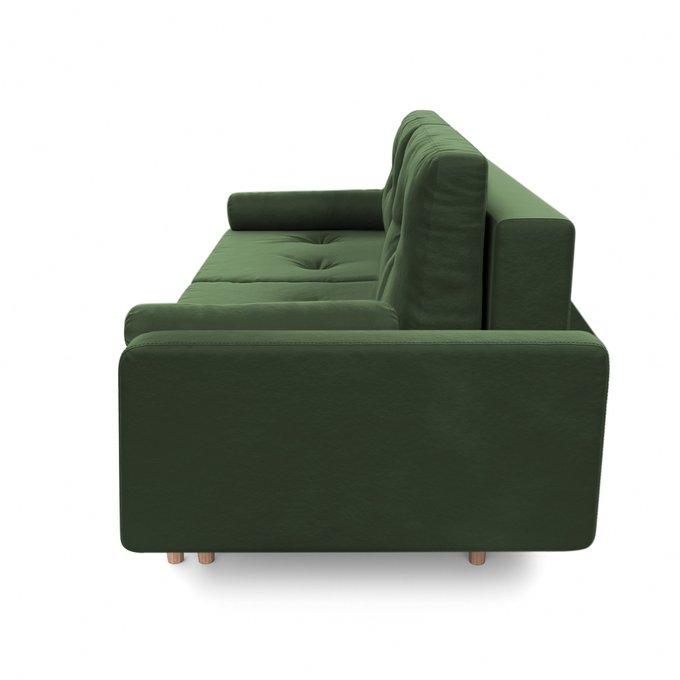 Диван-кровать Дэн зеленого цвета