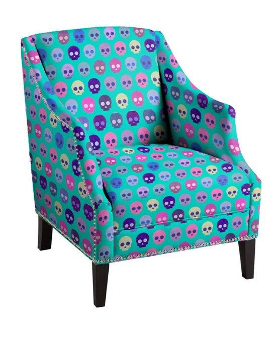 Кресло Creamy с каркасом и ножками из дуба