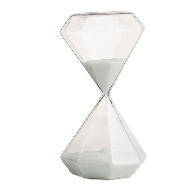 Песочные часы на 30 минут Белые