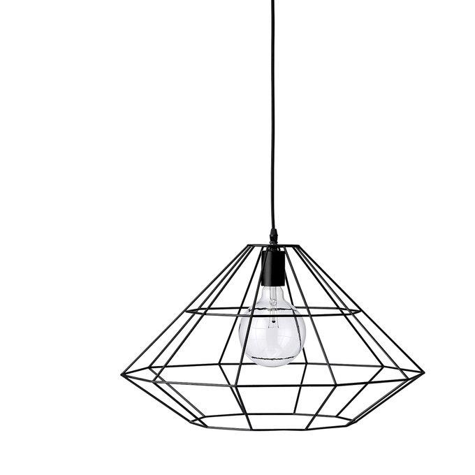 Подвесной светильник  Pernille black черного цвета