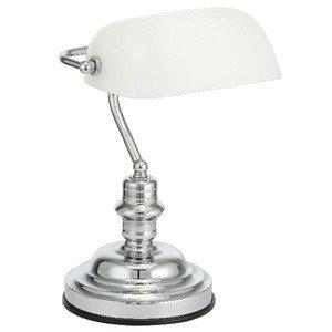 Настольная лампа декоративная BANKER