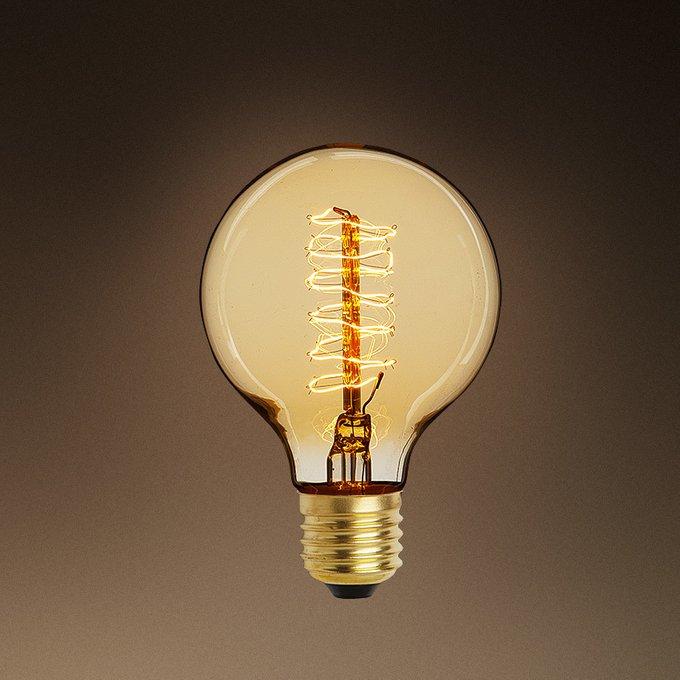 Ретро-Лампочка Эдисона Eichholtz Bulb Globe