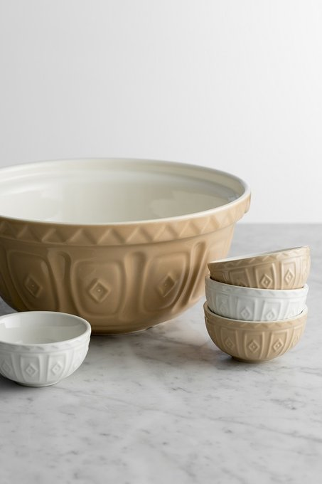 Миска для смешивания Cane из керамики