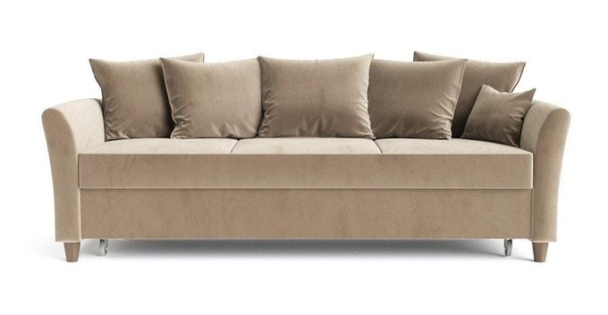 Диван-кровать Катарина бежевого цвета